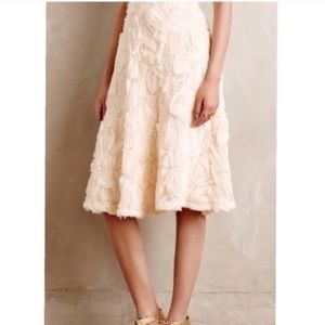 Anthropologie HD Paris Rosette Skirt - Size XS/02